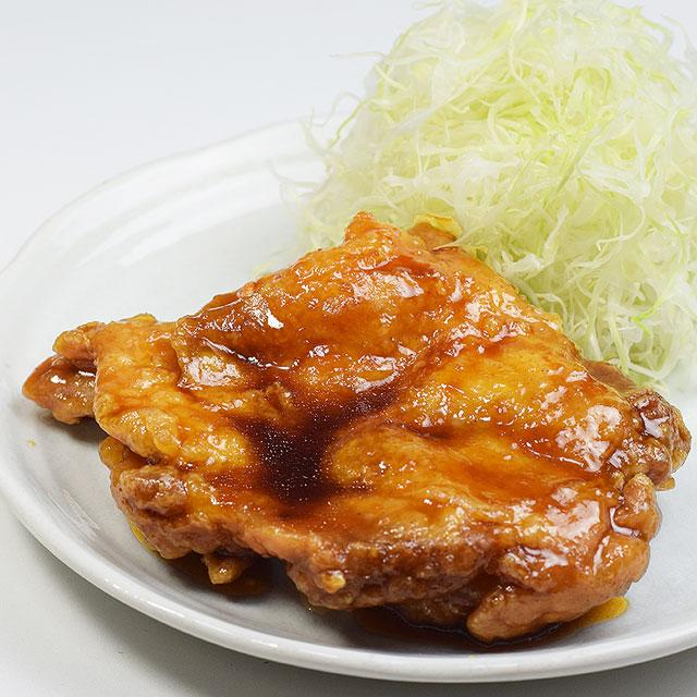 鶏モモ肉たれ揚げ大判